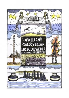 Cover image of McMillan's Gallovidian Encyclopaedia.