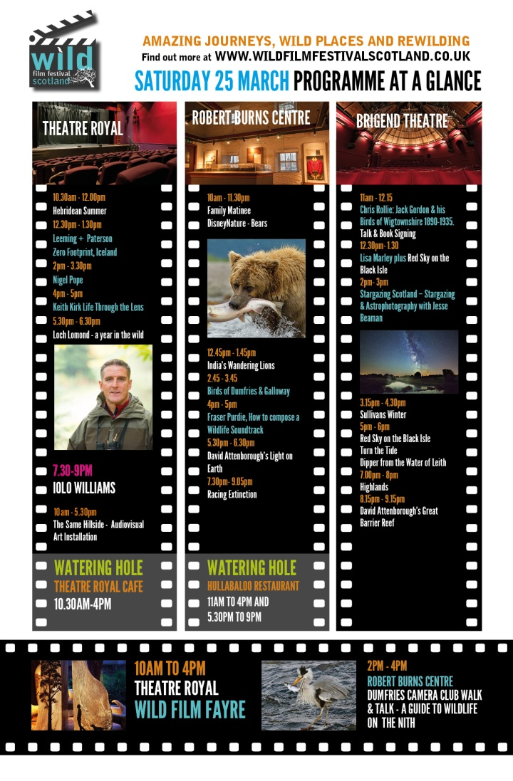 Wild Film Festival, Dumfries and Galloway