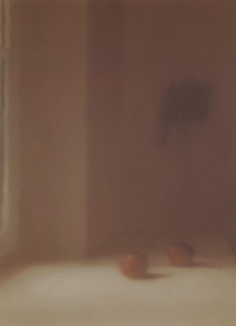 Apples: Gerhard Richter, 1988, oil on canvas