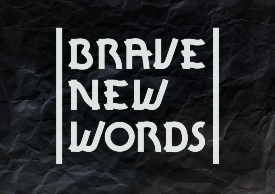 Brave New Words poster