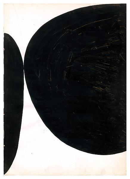 Ellsworth Kelly- Untitled - 1954
