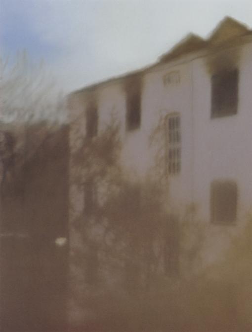Haus - Gerhard Richter (1992, oil on canvas)