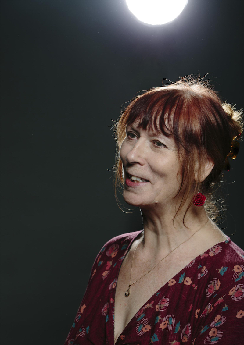 Morna Burdon: theatre director and singer