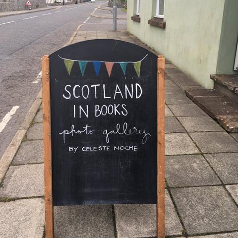 Scotland in Books