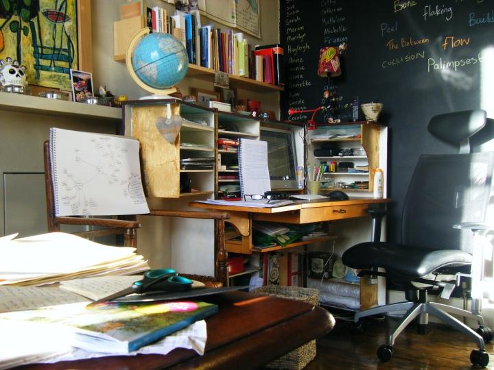 Old Work Room