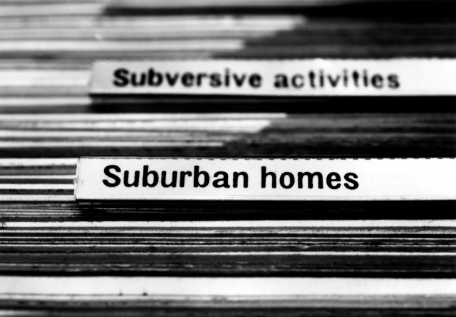 Suburban homes 1997