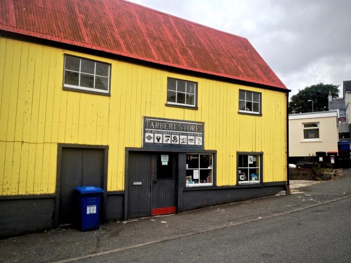 The store at Tarbert