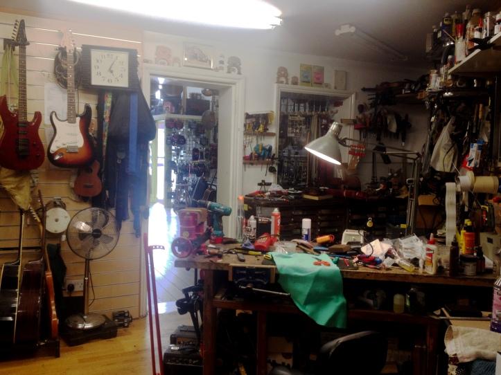 Folkies Back Room