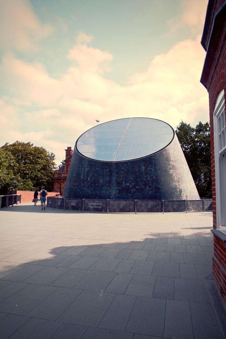 Planetarium at Greenwich