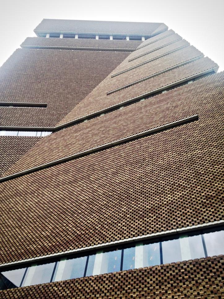 The Blavatnik Building at Tate Modern