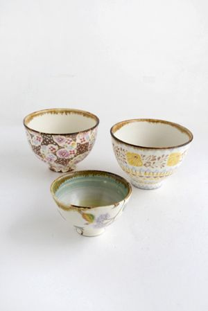 Aya Yamanobi bowls