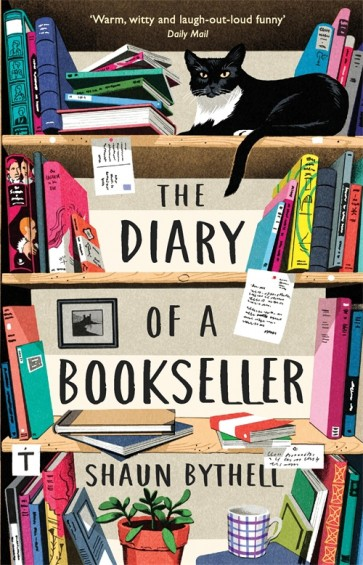 Diary of a Bookseller: Shaun Bythell